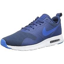 reputable site c173b a0df9 Nike Herren Air Max Tavas Laufschuhe blau 42 EU
