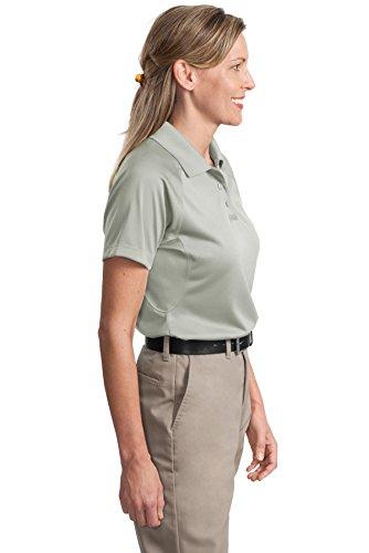 Cornerstone–Polo–Button Down–per Donna grigio - grigio