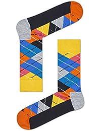 Happy Socks Argyle Men's Calf Socks Size 41-46 HS96