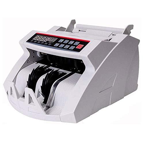 SMLZV Geld Zähler UV/MG/IR Falschgelderkennung Bill Zähler Machine - Gefälschte Bill Erkennung for Supermärkte, Banken Geld-Handling-Produkte