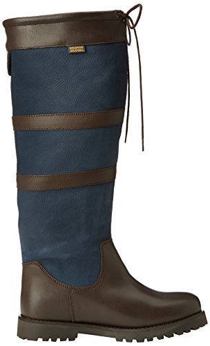Cabotswood Highgrove, Chaussures de Running Compétition Femme Bleu (Oak/Navy)