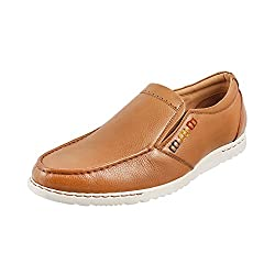 MOCHI Men TAN LEATHER