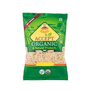 Accept Organic Multigrain Daliya/Mixed Dalia 1 KG Pack of Healthy & Organic Grains