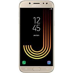 "Samsung Galaxy J5 2017 Smartphone débloqué 4G (Ecran: 5,2"" - 16 Go - Nano-SIM - Android) Or"