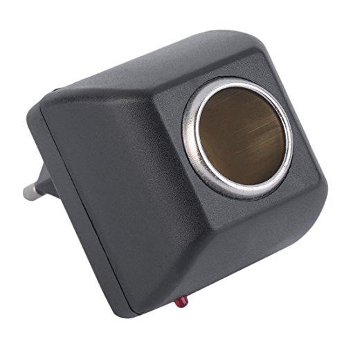 Preisvergleich Produktbild Auto Netzteil Konverter Adapter 220V zu DC 12V Ladegerät für Home EU Stecker
