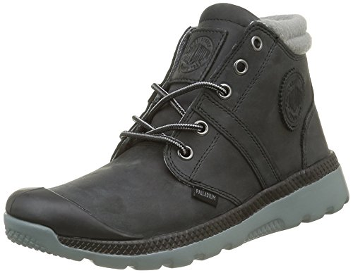 Palladium Damen Palavil D Cuf F Low-Top Noir (E63 Black/Monument)