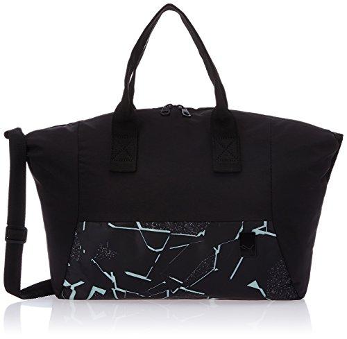 84eb6299bd Puma 7342601 Dazzle Women S Handbag Black And Graphic- Price in India