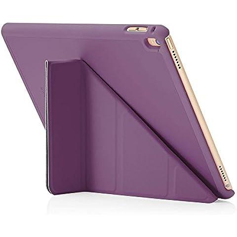 Pipetto-Funda para iPad, diseño de origami Violeta Viola - viola iPad Pro 9.7-inch
