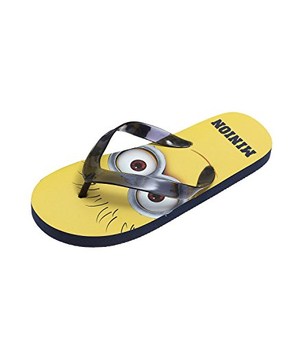 Minions Despicable Me Jungen Zehentrenner - gelb - 28/29