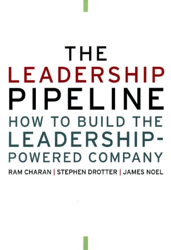 The Leadership Pipeline: How to Build the Leadership-Powered Company (J-B US non-Franchise Leadership Book 254) (English Edition)