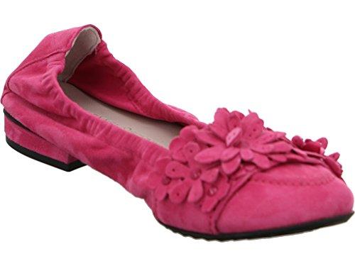 Kennel und Schmenger Schuhmanufaktur 10130-499, Ballerine Donna Rot