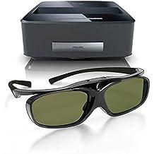 Philips PicoPix PPA5610 3D-Brille DLP-Link Projektor