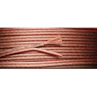 25m calidad 2x 4mm Altavoz Cable–Multi-Strand 540(2x 270hilos) por electrosmart–Dimensiones exteriores de cable: 8,8mm x 4,2mm