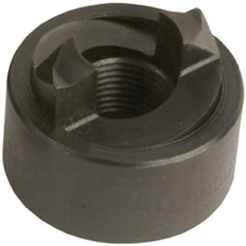 Greenlee 11357 Slug-Buster Self Centering Knockout Punch for 1.21-Inch Conduit by Greenlee