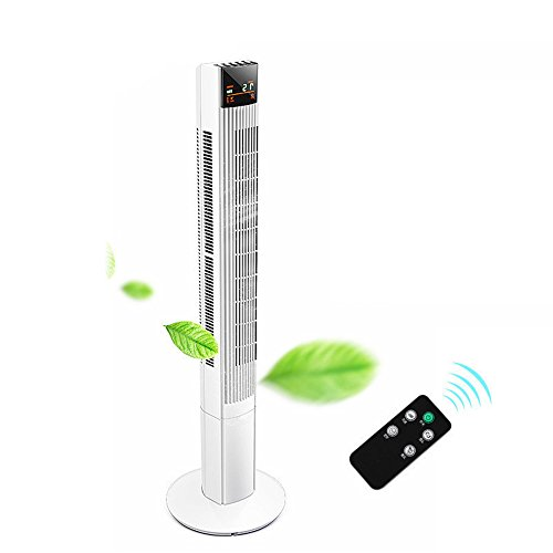 WANGFANG Ventilador eléctrico Torre de Ventilador Tipo de Torre doméstica Ventilador de...