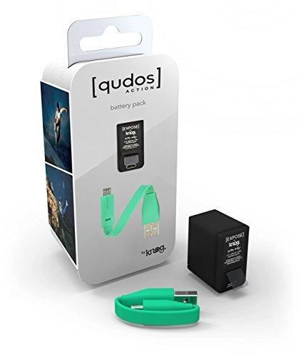 Knog [qudos] ACTION Video Light Battery Pack by Knog (Import)