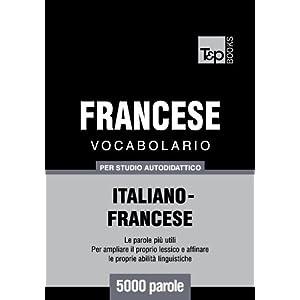 Vocabolario Italiano-Francese per studio autodidat