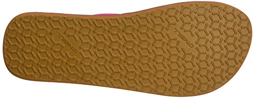 O'Neill - Fw 3 Strap Ditsy, Infradito Donna Pink (Pink Allover Print)