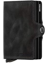 Secrid Wallets Twinwallet Original 10 cm black