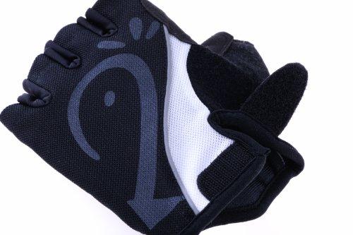 Ultrasport Fahrrad Handschuhe, schwarz, XL, 10214 - 7