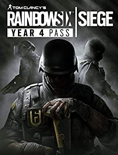 Tom Clancy's Rainbow Six Siege - Year 4 Pass - Year 4 Pass DLC | PC Download - Uplay Code (B07L6YPV3T) | Amazon price tracker / tracking, Amazon price history charts, Amazon price watches, Amazon price drop alerts