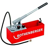 Rothenberger 60200 - Bomba comprobación manual rp-50-s
