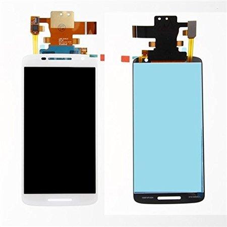 *0RIGINAL* LCD Display Touch Screen Digitizer For Moto X Play X3 XT1562 XT1563 (White)