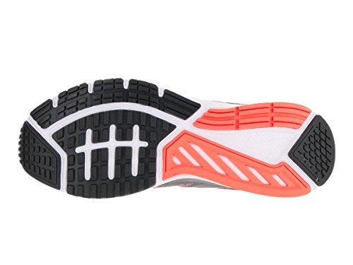 Nike Damen Dart 12 Laufschuhe Cl Gry/Mtlc Plnm Anthrct Brgh