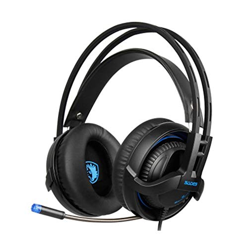 LXFTK Kopfhörer, Gaming-Headsets, Bluetooth-Headsets, Kopfhörer mit Rauschunterdrückung, Subwoofer, Stereoanlage, Notebook-Desktop Universal, mit Mikrofon -