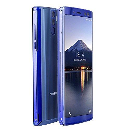 DOOGEE BL12000 6.0 Zoll FHD Android 7.0 4G RAM 4GB + ROM 32GB Telefon (Blau)