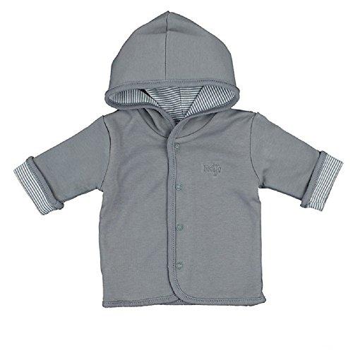 FEETJE Wendejacke Baby-Jacke Babykleidung 318.515, Größe 62, grau (660)