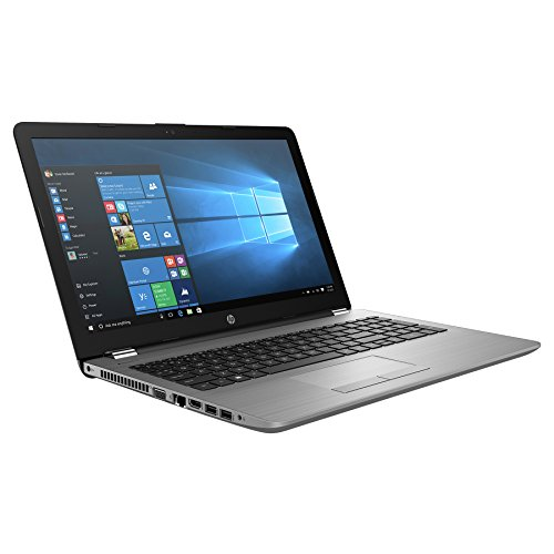 HP 15,6 Zoll Full HD Notebook AMD A4 Compute Core, 4GB RAM, 256GB SSD, AMD Radeon, HDMI, Webcam, Bluetooth, USB 3.0, WLAN, Windows 10 Pro 64 Bit, Office 2018 -