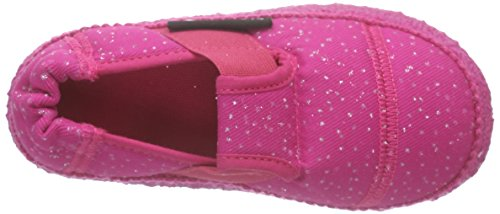 Nanga Glamour, Chaussons courts, non doublées fille Rose - Pink (27)