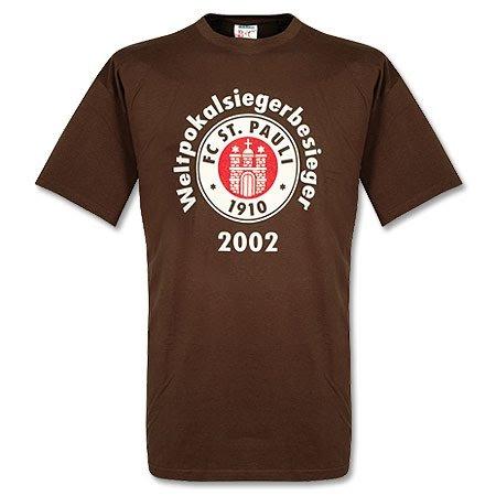 FC ST.Pauli T-Shirt Weltpokalsiegerbesieger (XL)