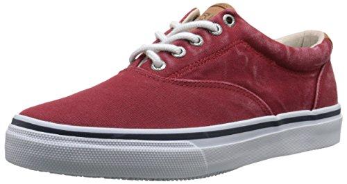 Sperry Top-Sider Striper Ll Cvo Scarpe da Ginnastica Uomo Rosso (Rosso (Red))