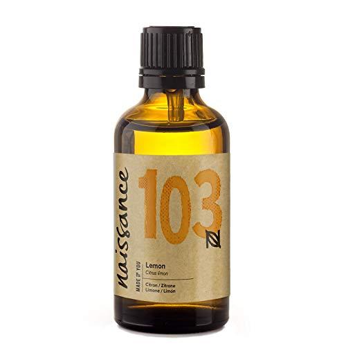 Naissance Huile Essentielle de Citron (n° 103) - 50ml - 100% pure, naturelle et...