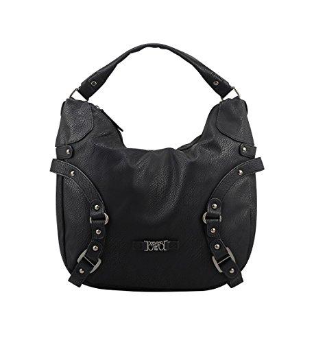 Tasche Le Temps des Cerises Loop 8 TC765J0121 Schwarz Noir