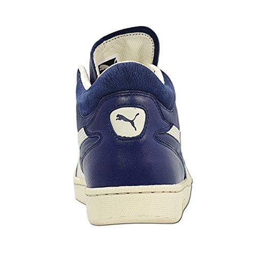 PUMA Becker Leather Unisex Schuhe 357768 mix Navy