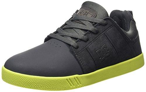 DC Rd Jag M Shoe Gy1, Men's Low-Top Sneakers, Grey (Grey/Yellow Gy1), 7.5 UK (41 EU)