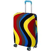 Equipaje Cubierta moderna Maleta protector L para la maleta de 26-28 pulgadas
