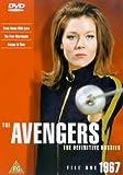 The Avengers : The Definitive Dossier 1967 (Box Set 1) [DVD]