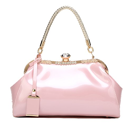 Yan Show, Borsa a tracolla donna rosa Pink Pink