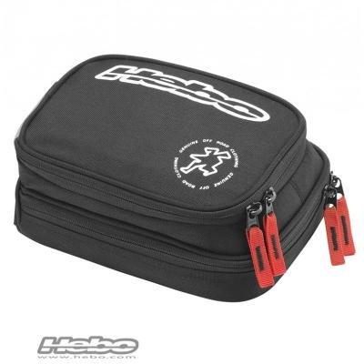 Off-road Enduro-Werkzeugtasche für das Heck Dokumentation HEBO TOOLS
