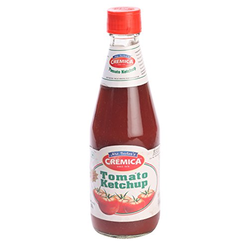 Cremica Ketchup - Tomato, 500g Bottle