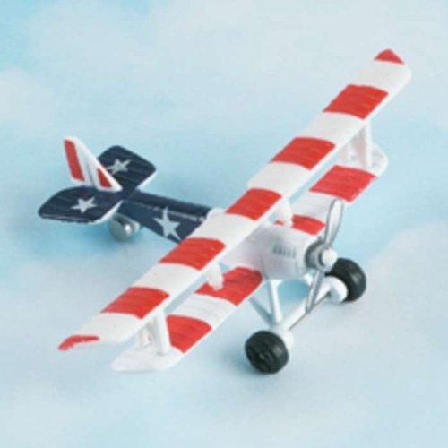 Daron Worldwide n-gociation HW11101 Hot Wings Curtiss Jenny - Old Glory