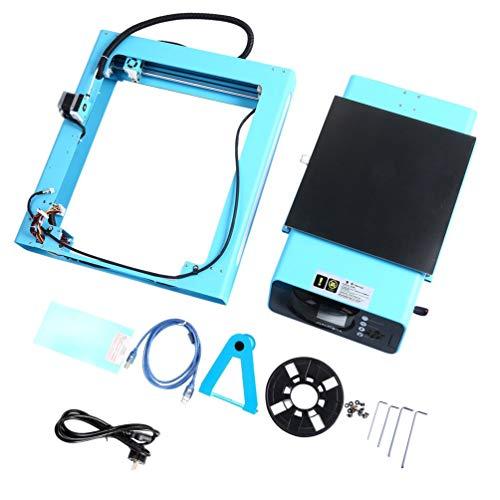 """VHN JGAURORA A5 Impresora 3D de Alta precisión 2.8"""" HD Pantalla táctil Fuera de línea de la Impresora de filamento se Ejecuta la reanudación de la impresión del Curriculum Vitae"""