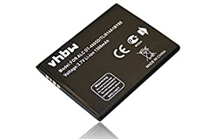 vhbw Batterie pour smartphone Alcatel One Touch 5020D-2BALDE, 4005D, 5020D, Glory 2T, Inspire 2, M, M POP, OT-4005D, OT-5020 comme TLi014A1BY80.