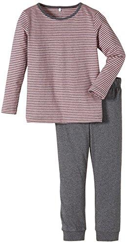 NAME IT Jungen Zweiteiliger Schlafanzug 13111105, Gr. 104, Rosa (Peony)