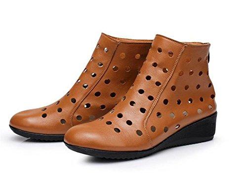 pengweiPendenza primaverile e estiva con scarpe da donna a sandali vuoti 1
