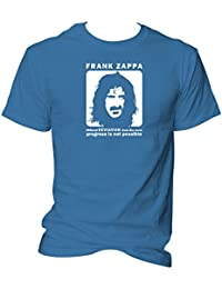 CG Frank Zappa Deviation Quote Unisex T-Shirt